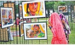 Thar photo exhibition captures life in arid region