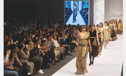 Ode to Thar opens two-day TDAP fashion show