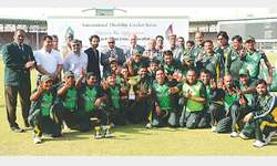Pakistan claim one-day series sweep