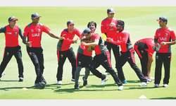 India seek to continue momentum against UAE