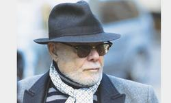 Glam rock star Gary Glitter jailed for 16 years