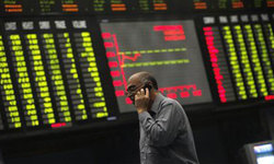 Stocks suffer 131-point fall