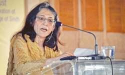 'پاکستان کے داخلی مسائل بین الاقوامی حالات سے منسلک ہیں'