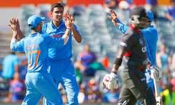 ہندوستان یکطرفہ مقابلے میں کامیاب