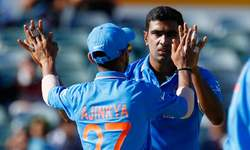 Ashwin stars as India cruise to easy win over UAE