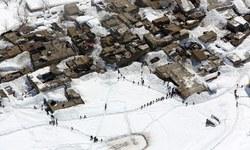 افغانستان: صوبہ پنجشیر میں برفانی تودے گرنے سے 186 ہلاکتیں