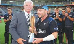 NZ down Aussies in thriller to reach quarters
