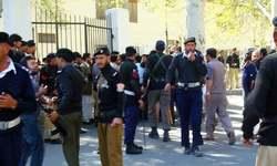 گلگت جیل فرار، سیکیورٹی اہلکاروں سمیت دس افراد زیرحراست