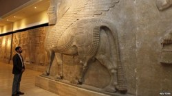 Looted Iraqi museum reopens in Baghdad after 12 years