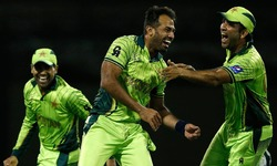 WC 2015: Pakistan vs Zimbabwe — As it happened