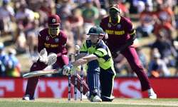 Irish captain hopes to 'keep de Villiers quiet'