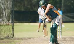In-form De Villiers looms large  for Ireland
