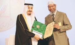 Zakir Naik wins Saudi prize for service to Islam