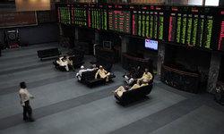 Stocks tumble 419 points on panic-selling