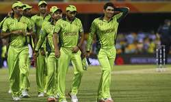 Familiar foes as Pakistan, UAE meet in World Cup