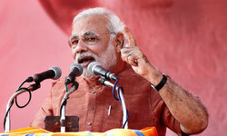 Modi objects to Sayeed's remarks about Pakistan