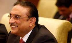 Zardari holds another meeting with party's MPAs in Punjab