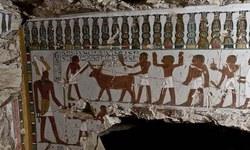 مصر: 3000 ہزار سال قدیم مقبرہ دریافت