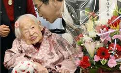 World's oldest person celebrates a day before turning 117