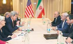 US and Iran wrap up nuclear talks, for now