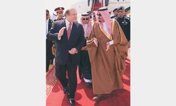 PM, Saudi King vow to strengthen relations