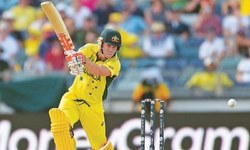 Warner dazzles as Aussies wallop Afghanistan