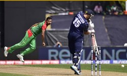 Coetzer hits Scotland's first WC ton, Bangladesh set 319 to win