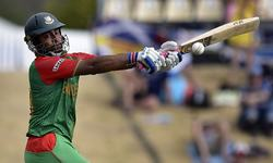 Tamim steers Bangladesh to highest ODI run chase against Scotland