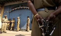 انڈیا: قیدیوں کو ورلڈ کپ دکھانے کا انتظام