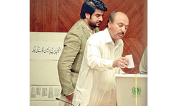 Sindh senate election marred by horse-trading