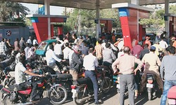 Record import of petrol