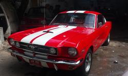 Hot wheels: Karachi's car wizard brings 1965 Mustang back to life