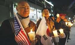 South Korea shocked  and shamed by attack  on US ambassador