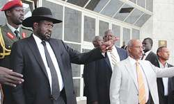 S. Sudan peace talks collapse