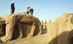 Outrage, horror as IS destroys ancient city in Iraq