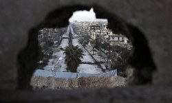 Heavy fighting shakes Aleppo; opposition eyes 'new strategy'