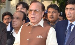 Senate chairman, deputy to be from PPP: Wattoo