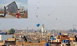 Pindi says 'Bo Kata' to kite-flying ban
