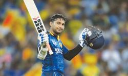 Sarfraz ninth keeper to score Cup century