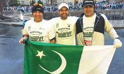 #NeverForget: Running for APS victims in America