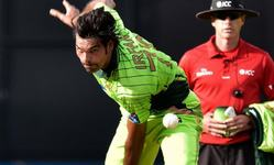 Another blow: Irfan likely to miss Australia quarter-final