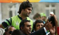 Injured Irfan ruled out of World Cup