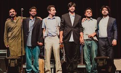 Playing abroad gives Pakistani musicians credibility: indie band Poor Rich Boy