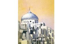 Art beat: Wanderlust in watercolour