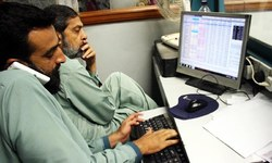 Meltdown on KSE; index tumbles 817 points