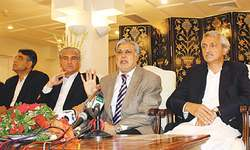 Govt, PTI agree on formation of poll inquiry commission