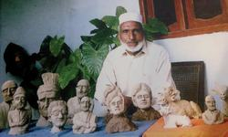 A born clay master