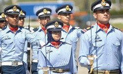 Honours for 38 PAF officers