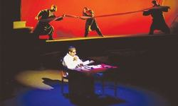Napa International Theatre Fest: Kon Hai Ye Gustakh?