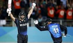 New Zealand in final as Elliott seals sensational win with six off Steyn